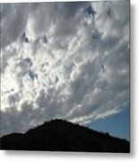 Hill-top One Metal Print