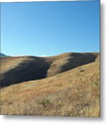 Hills Of Colorado Metal Print