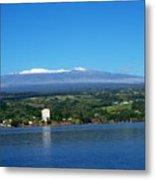 Hilo Bay Metal Print