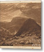 Hind Head Hill Metal Print