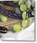 Hint Of Color Metal Print by Penny Everhart
