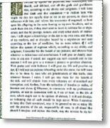 Hippocratic Oath, 1938 Metal Print