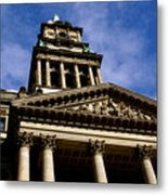 Historic Architecture Metal Print