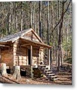 Historic Cabin Metal Print