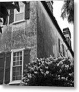 Historic Charleston Home Metal Print
