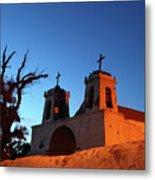 Historic Chiu Chiu Church Chile Metal Print
