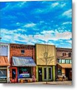 Historic Downtown Emmett 01 Metal Print