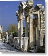 Historic Ephesus Metal Print