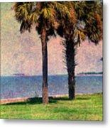 Historic Fort Sumter Charleston Sc Metal Print