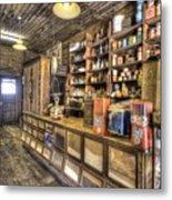 Historic General Store Metal Print