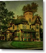 Historic Home Metal Print