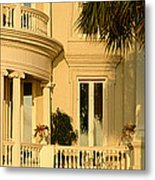 Historic Home On Battery Street Metal Print