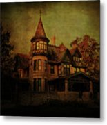 Historic House Metal Print