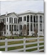 Historic Plantation Metal Print