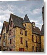 Historic Sarlat - La - Caneda France Metal Print