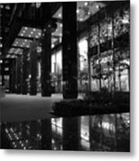 Historic Seagram Building - New York City Metal Print
