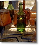 Historic Still Llife  Metal Print
