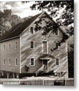 Historic Walnford Mill Metal Print
