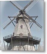 Historic Windmill Metal Print