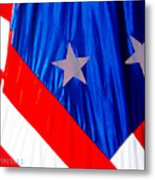 Historical American Flag Metal Print