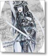 Ken No Yuri Metal Print