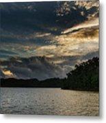 Hiwassee Lake From Hanging Dog Recreation Area Metal Print