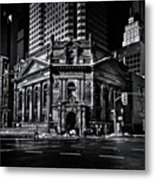 Hockey Hall Of Fame.  #toronto Metal Print