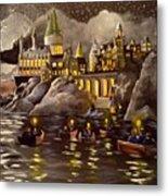 Hogwarts Castle 2 Metal Print