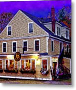 Holderness General Store Metal Print