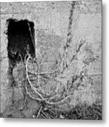 Hole 6 Metal Print