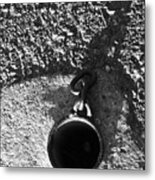 Period Mark Metal Print