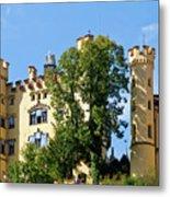 Holenschwangau Castle 2 Metal Print