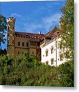 Holenschwangau Castle 3 Metal Print