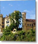 Holenschwangau Castle 4 Metal Print