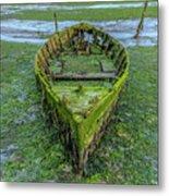 Holes Bay - England Metal Print