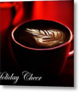Holiday Cheer Metal Print