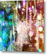 Holiday Fantasy Metal Print