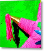 Holiday Pinata By Darian Day Metal Print