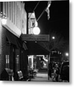 Holiday Time In Morrison Co Metal Print