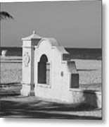Hollywood Beach Wall Metal Print