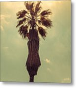 Hollywood Gold Metal Print