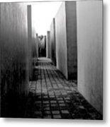 Holocaust Memorial Two Metal Print