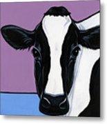 Holstein Metal Print