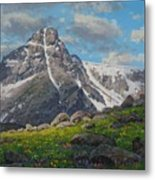 Holy Cross Wilderness Metal Print