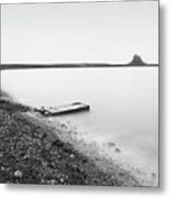 Holy Island - Minimalism Metal Print
