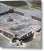 Holy Land: Caravansary Metal Print
