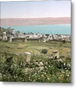 Holy Land: Tiberias Metal Print