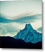 Holy Mount Fish Tail Machhapuchare 6998 M Metal Print