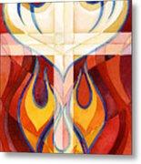 Holy Spirit Metal Print