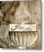 Holy Water Metal Print